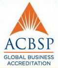 ACBSP Accredited Business School Programs